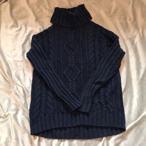 Athleta wool sweater